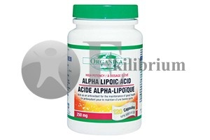Acid Alfa Lipoic 250mg