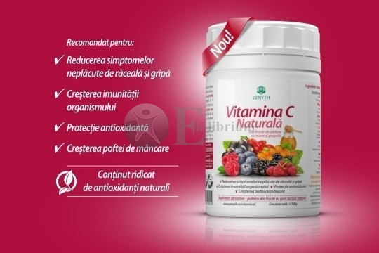 vitamina c naturala