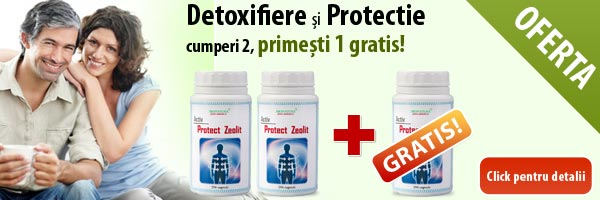 Pachet Zeolit Protect Pulbere