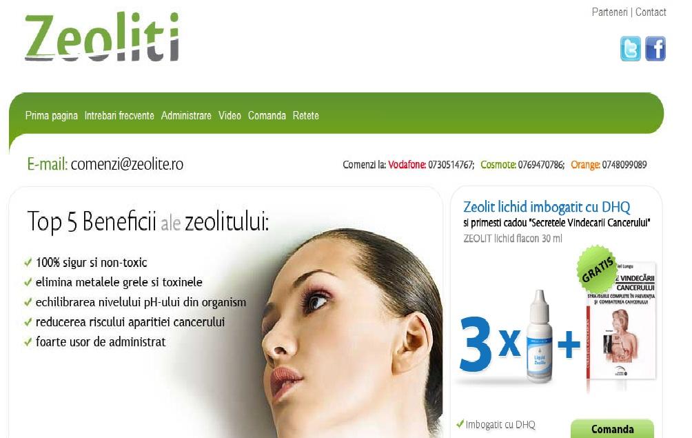Zeoliti.ro